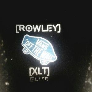 bb1ab86dca Vans Shoes - Vans Off The Wall Rowley XLT Elite Shoe 8